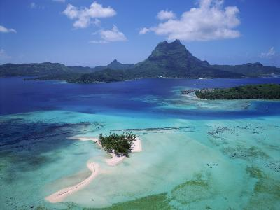 Bora Bora, French Polynesia-Douglas Peebles-Photographic Print