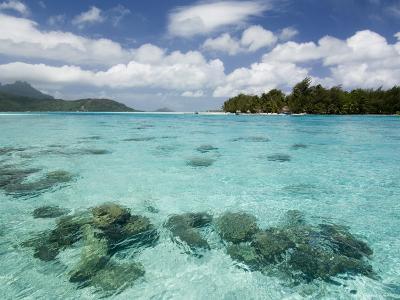 Bora-Bora, Leeward Group, Society Islands, French Polynesia Islands-Sergio Pitamitz-Photographic Print