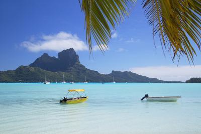Bora Bora, Society Islands, French Polynesia-Ian Trower-Photographic Print