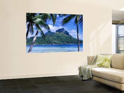Bora Bora, Tahiti, Polynesia--Giant Art Print