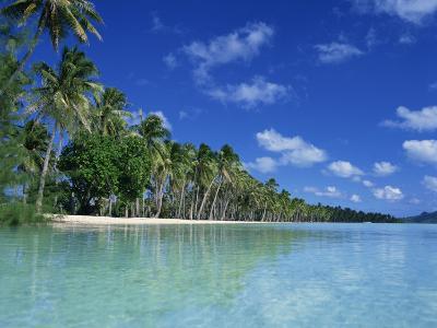 Bora Bora, Tahiti, Society Islands, French Polynesia, Pacific Islands, Pacific-Mawson Mark-Photographic Print