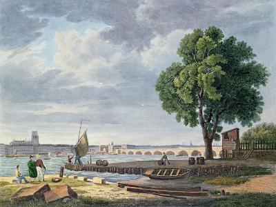 Bordeaux, C.1830-40-Jacques Raymond Brascassat-Giclee Print