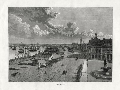 Bordeaux, France, 1879-A Sargent-Giclee Print