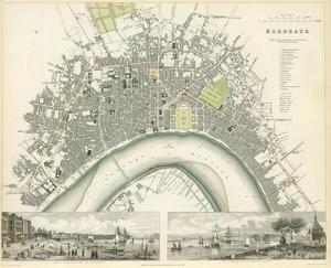Bordeaux, France, c.1832