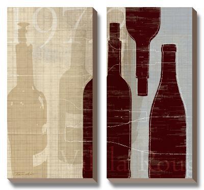 Bordeaux I-Tandi Venter-Canvas Art Set
