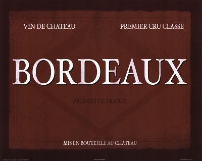 Bordeaux-Paulo Viveiros-Art Print