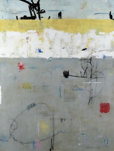 Borderline-Julie Weaverling-Art Print