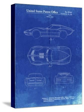 PP21 Faded Blueprint