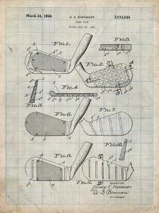 PP4 Antique Grid Parchment by Borders Cole
