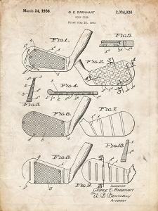 PP4 Vintage Parchment by Borders Cole