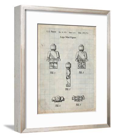 PP41 Antique Grid Parchment by Borders Cole