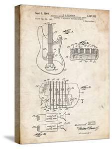 PP49 Vintage Parchment by Borders Cole