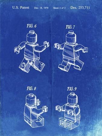 PP50 Faded Blueprint