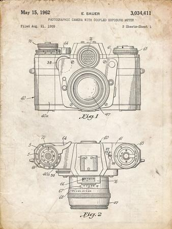PP6 Vintage Parchment