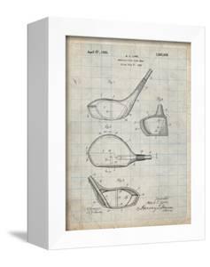 PP9 Antique Grid Parchment by Borders Cole