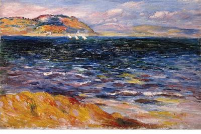 Bordighera, C. 1888-Pierre-Auguste Renoir-Giclee Print
