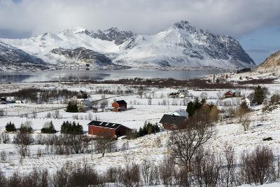 Borg, Lofoten Islands, Arctic, Norway, Scandinavia-Sergio Pitamitz-Photographic Print