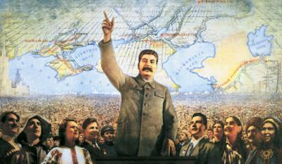 Understanding the Leadership of Stalin, Come Forward with Communism