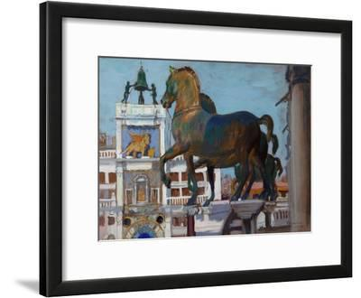The Horses of San Marco