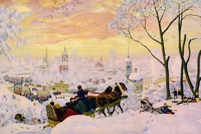 Shrovetide, 1916