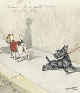 Mais Il Me Semble L'avait Comme A Nice by Boris O'Klein