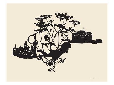 Born in a Tin Can-Molly Bosley-Giclee Print