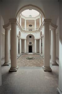 Church of San Carlo Alle Quattro Fontane by Borromini