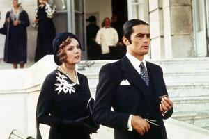 Borsalino by Jacques Deray with Corinne Marchand and Alain Delon, 1970 (photo)