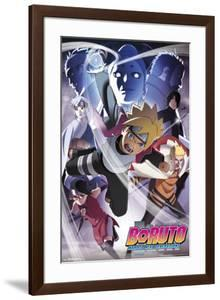 Boruto - Key Art