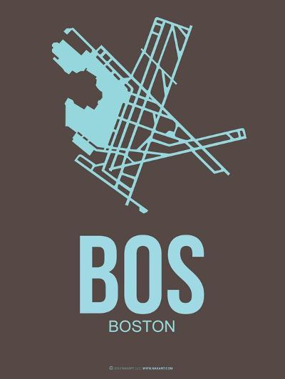 Bos Boston Poster 2-NaxArt-Art Print