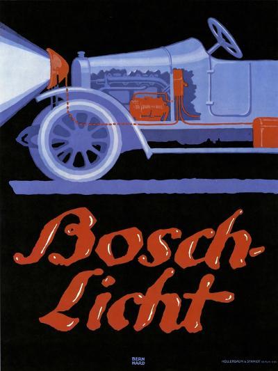 Bosch 1913--Giclee Print