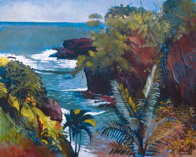 Blanchisseuse Tide, 1993