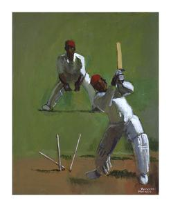 Cricket by Boscoe Holder