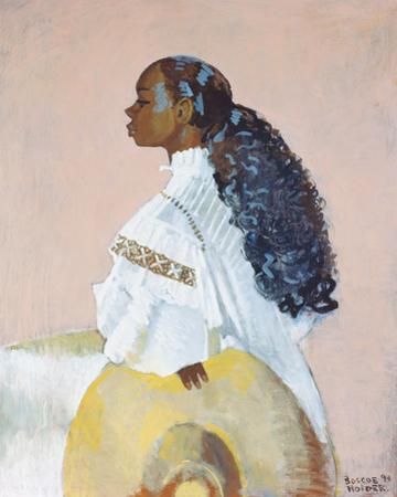 Curls Galore, 1994 by Boscoe Holder