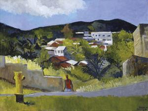 Laventille by Boscoe Holder