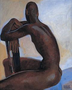 Male Nude II by Boscoe Holder