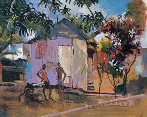 Moraldo Road by Boscoe Holder