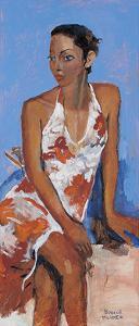 Mulatto Girl by Boscoe Holder