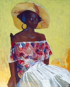 Off the Shoulder by Boscoe Holder