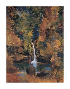 Waterfall Malathesan by Boscoe Holder