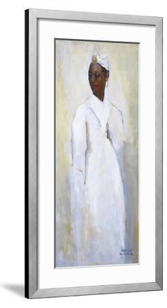 White Dress Black Girl
