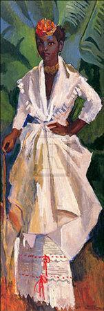 Woman in White II
