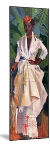 Woman in White II by Boscoe Holder