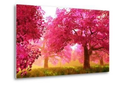 Mysterious Japanese Cherry Blossom Tree Sakura Render