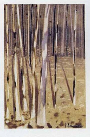 Bosque IV-Jesus Barranco-Art Print