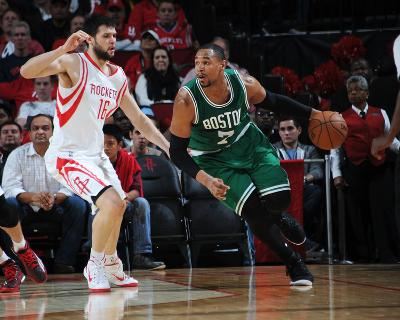Boston Celtics v Houston Rockets-Bill Baptist-Photo