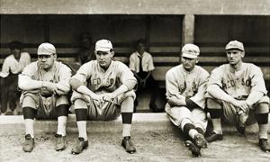 Boston Red Sox, c1916