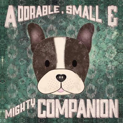 Boston Terrier-Ashley Sta Teresa-Art Print