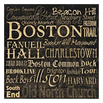 Boston-Carole Stevens-Art Print