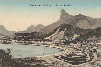Botafogo Beach, Rio De Janeiro, Brazil--Photographic Print